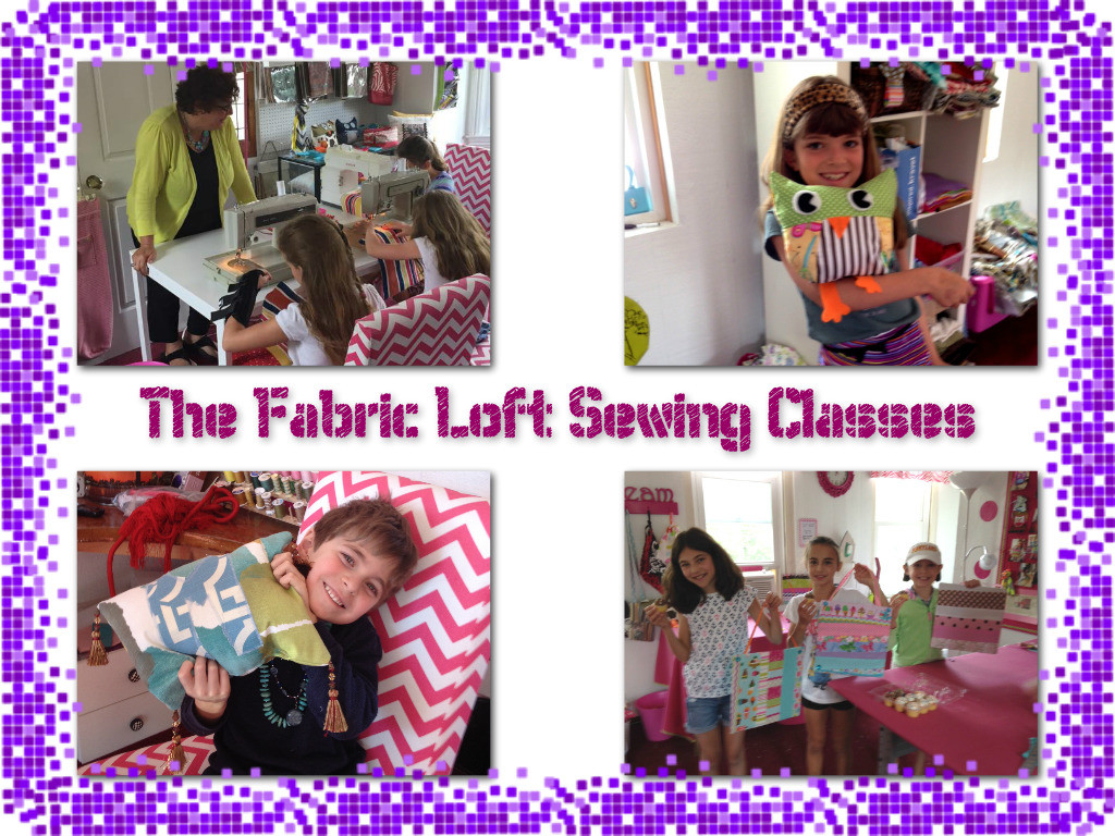 Sewing Classes In Doylestown